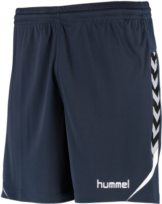 Hummel Authentic Charge Poly Shorts total eclipse 104
