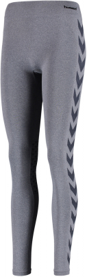 Hummel Classic Bee Ci Seamless Damen Tights ombre blue mel