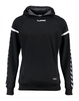 Hummel Authentic Charge Poly Hoodie schwarz 152
