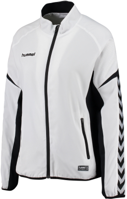 Hummel Authentic Charge Damen Präsentationsanzug weiß