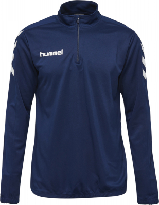 Hummel Core 1/2 Zip Sweat marine