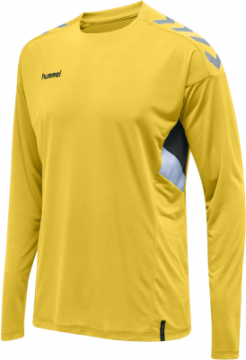 Hummel Tech Move Langarm Trikot sports yellow