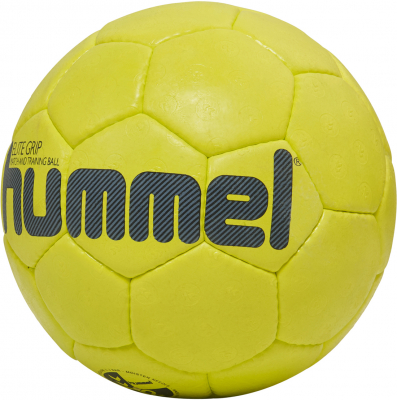 Hummel Elite Grip Handball safety yellow-grau
