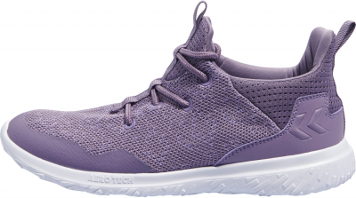 Hummel Actus Trainer Damen Freizeitschuh grape shake
