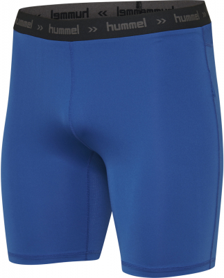 Hummel First Performance Short Tights true blue-weiß