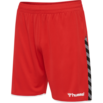 Hummel Kinder Poly Shorts Authentic rot