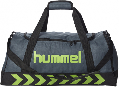 Hummel Authentic Sport Tasche M dark slate-green flash