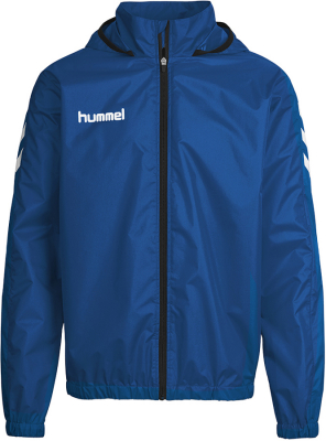 Hummel Core Spray Jacke true blue