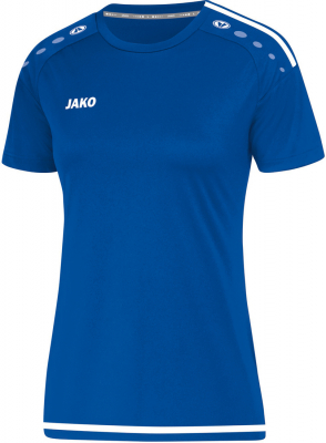 Jako Striker 2.0 Damen Kurzarm Trikot royal-weiß 36