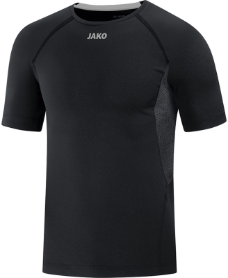 Jako Compression 2.0 Kurzarm T-Shirt schwarz 2XL