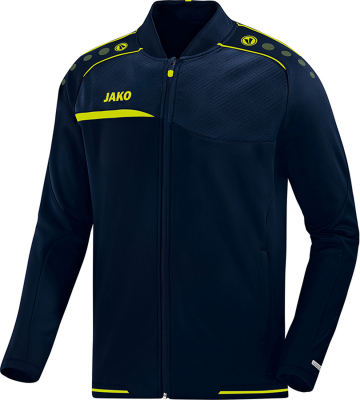 Jako Prestige Trainingsjacke marine-lemon