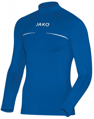 Jako Comfort Turtleneck Shirt royal 140/152