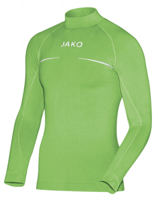 Jako Comfort Turtleneck Shirt apple