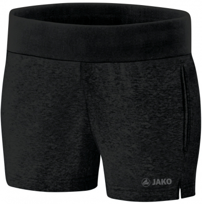 Jako Basic Sweat Shorts schwarz 40