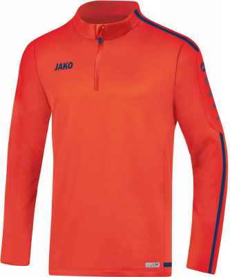 Jako Striker 2.0 Ziptop flame-navy