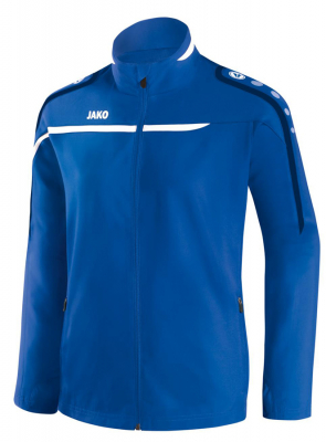 Jako Performance Damen Präsentationsjacke royal-weiß-marine
