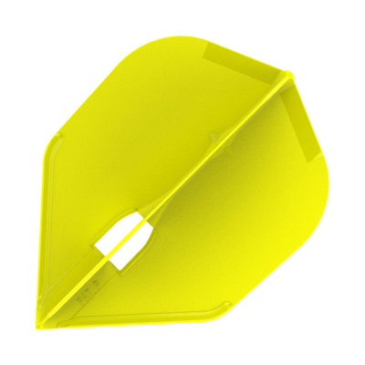 L-Style Champagne Flights Shape solid yellow Shape