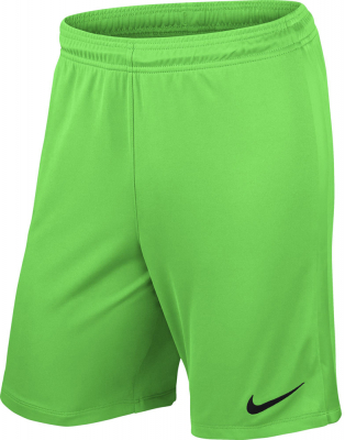 Nike League Knit Shorts ohne Innenslip green strike-schwarz