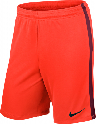 Nike League Knit Shorts o.Innenslip bright crimson