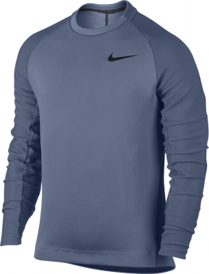 Nike Therma-Sphere Max Training Top ocean fog-obsidian