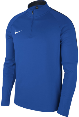 Nike Academy 18 Herren Drill Langarm Top royal blue-weiß 2XL