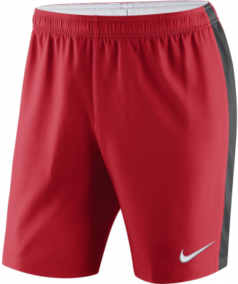 Nike Venom Woven Shorts university red-weiß
