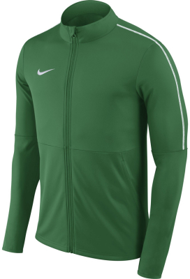 Nike Park 18 Kinder Trainingsjacke pine green-weiß