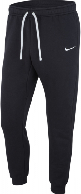 Nike Team Club 19 Kinder Fleece Pants schwarz-weiß