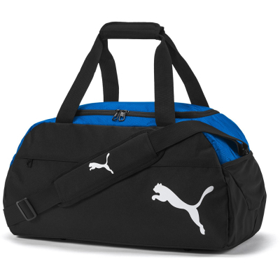 Puma teamFINAL 21 Teambag S electric blue lemonade 47 x 24 x 24 cm