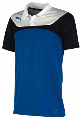 Puma Esito 3 Leisure Polo puma royal-weiß