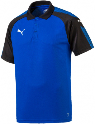 Puma Ascension Training Polo puma royal-puma black