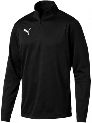 Puma Liga Training 1/4 Zip Top puma black-puma white 2XL