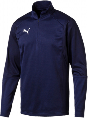 Puma Liga Training 1/4 Zip Top peacoat-puma white