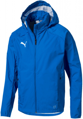 Puma Liga Training Regenjacke electric blue lemonade