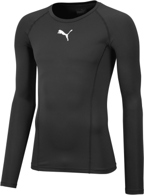 Puma Liga Baselayer Langarm Shirt puma black