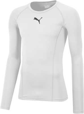 Puma Liga Baselayer Langarm Shirt puma white