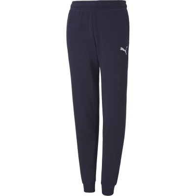 Puma Kinder Pants teamGOAL 23 Casuals blau