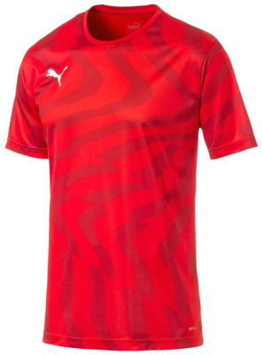 Puma Cup Core Trikot puma red-puma white