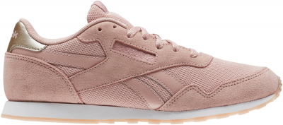 Reebok Royal Ultra SL Damen Freizeitschuh chalk pink-gold