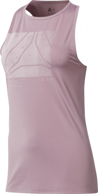 Reebok Activchill Graphic Damen Tank infused lilac