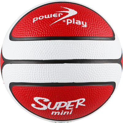 Power Play SUPER 14 Mini-Basketball blau-weiss