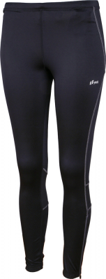 York Elsy 2-L Damen Winter Running Tights schwarz 38