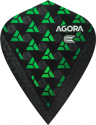 Target Agora Ultra Ghost Flights Kite green Kite