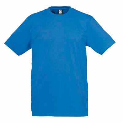 Uhlsport Teamsport T-Shirt azurblau