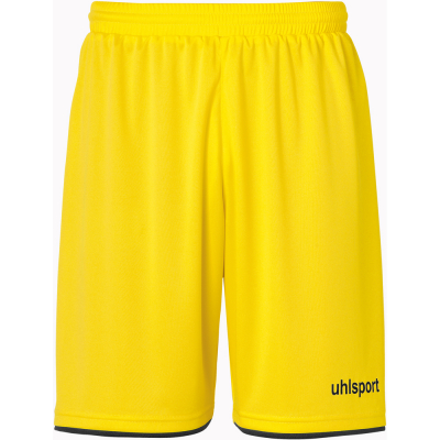 Uhlsport Kinder Shorts Club gelb-schwarz