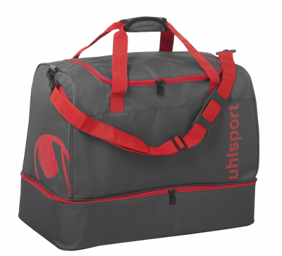Uhlsport Essential 2.0 Spielertasche 50 L anthrazit-rot 55 x 28 x 33 cm