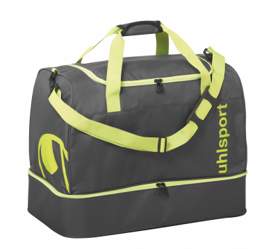 Uhlsport Essential 2.0 Spielertasche 50 L anthrazit-gelb 55 x 28 x 33 cm