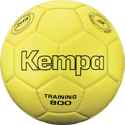 Kempa Training 800 Handball gelb