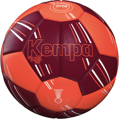 Kempa Handball Spectrum Synergy Pro rot-orange