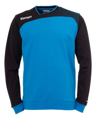 Kempa Emotion Training Top kempablau-schwarz